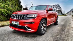 Jeep Grand Cherokee SRT - moc w wielkim stylu | TEST