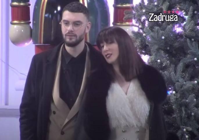 """Oglasila se Nadežda Biljić nakon TOMINE DISKVALIFIKACIJE IZ ZADRUGE: """"Došao tata"""""""