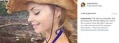 Gwiazdy reagują na wygraną Donalda Trumpa: Iza Miko na Instagramie