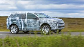 Land Rover Discovery Sport na testach