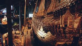 Szwecja - Vasa, najstarszy okręt świata...