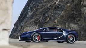 Bugatti Chiron pojedzie 458 km/h na specjalne życzenie