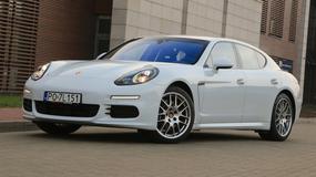 Porsche Panamera 4 Edition - Więcej za mniej