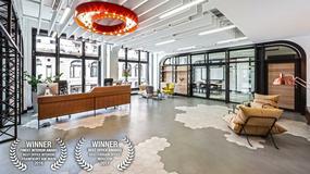 Polskie biuro mode:lina z nagrodą główną w konkursie Best Office Awards 2017