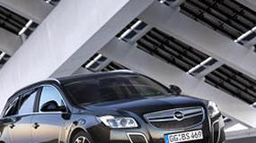 Opel Insignia Sports Tourer OPC rozpoczyna testy
