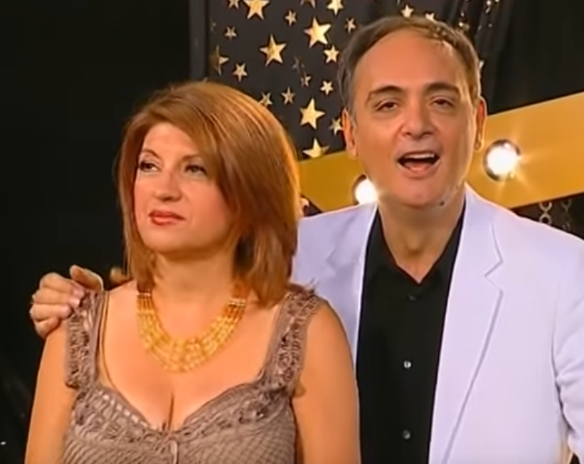 Biljana Jevtić i Aca Ilić