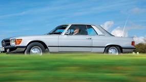 Mercedes 350 SLC - Cena szokuje, ale pozytywnie