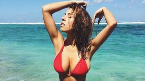Najseksowniejsze gwiazdy w bikini