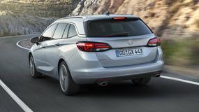 Nowy Opel Astra Sports Tourer wyceniony