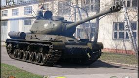 Remont ciężkiego czołgu IS-2 - zakończenie prac