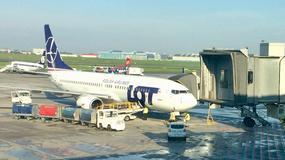 Boeing 737-800 NG LOT-u już w powietrzu. Co oferuje w klasie premium?