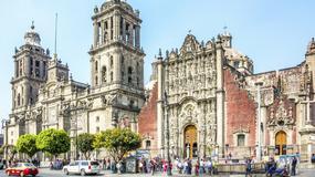 Mexico City - piękny potwór