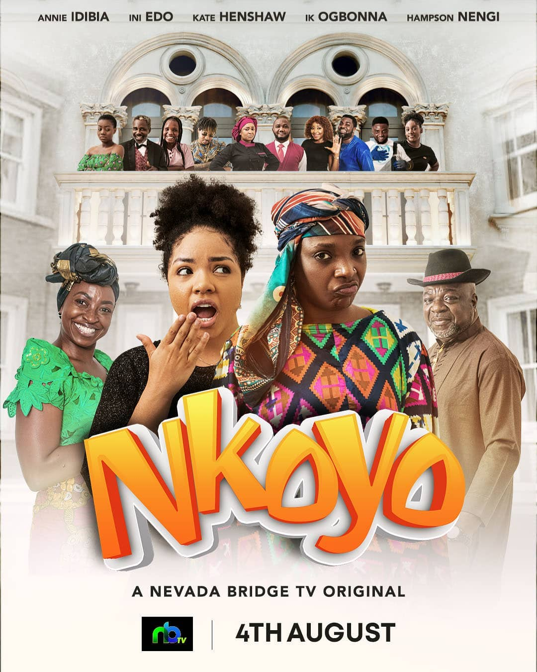 Nkoyo' series producers confirm new release date   Pulse Nigeria