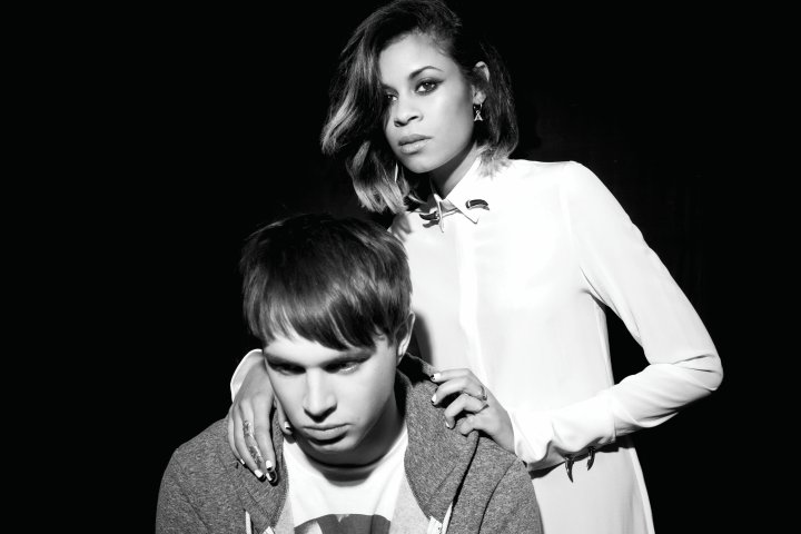 4. Disclosure feat. AlunaGeorge –