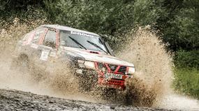 2. eliminacja Kager Rally w Dobczycach