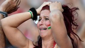 FOTO EURO Suze Mađarice, strah Francuza, prosidba i dečja igra