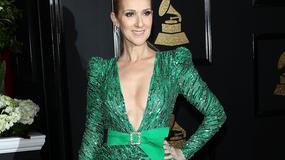 Celine Dion w oszałamiającej kreacji