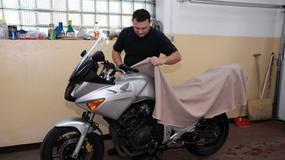 Zimowanie motocykla - Pora na zasłużony odpoczynek