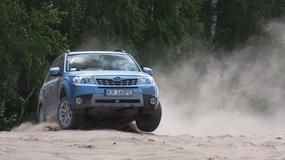 Subaru Forester 2.0 Aut: czas na nową skrzynię