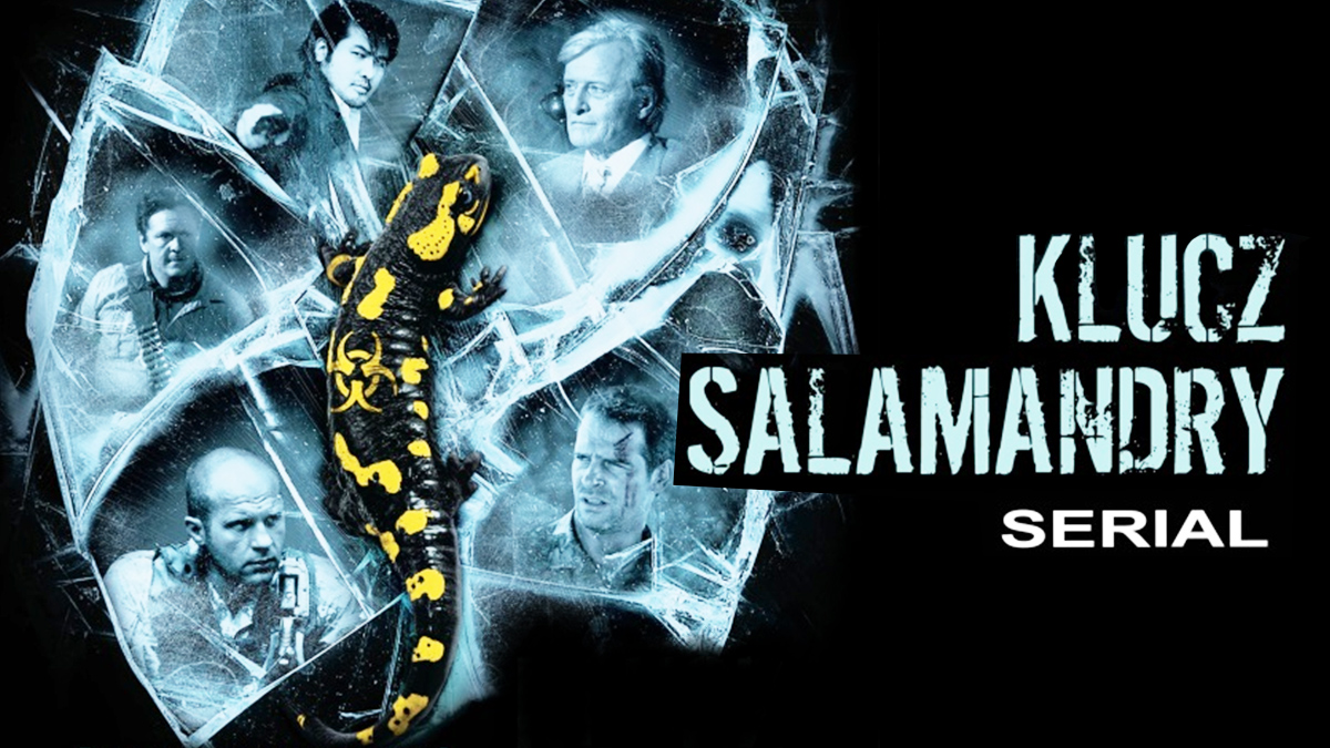 Klucz Salamandry