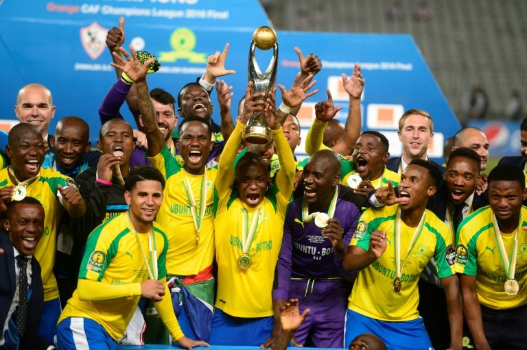 African Champions League final to be played in October
