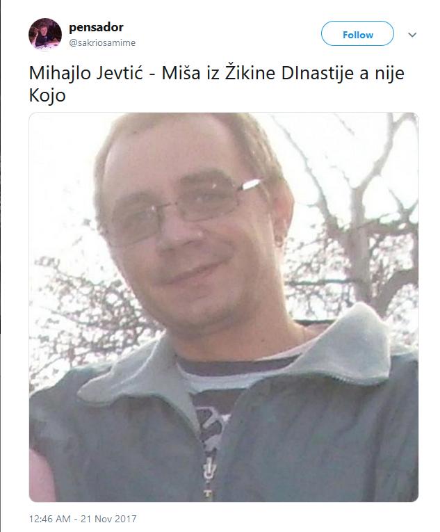 Mihajlo Jevtić
