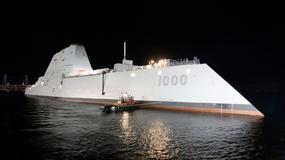 USS Zumwalt - najnowocześniejszy okręt świata zwodowany