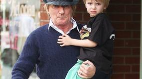 65-letni Rod Stewart ponownie ojcem