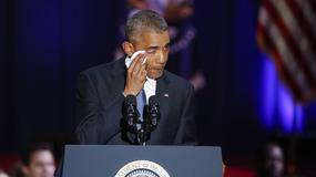 """Pożegnalne przemówienie Baracka Obamy. """"Yes we can, yes we did"""""""