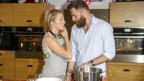 Lara Gessler z narzeczonym i inne gwiazdy na warsztatach kulinarnych
