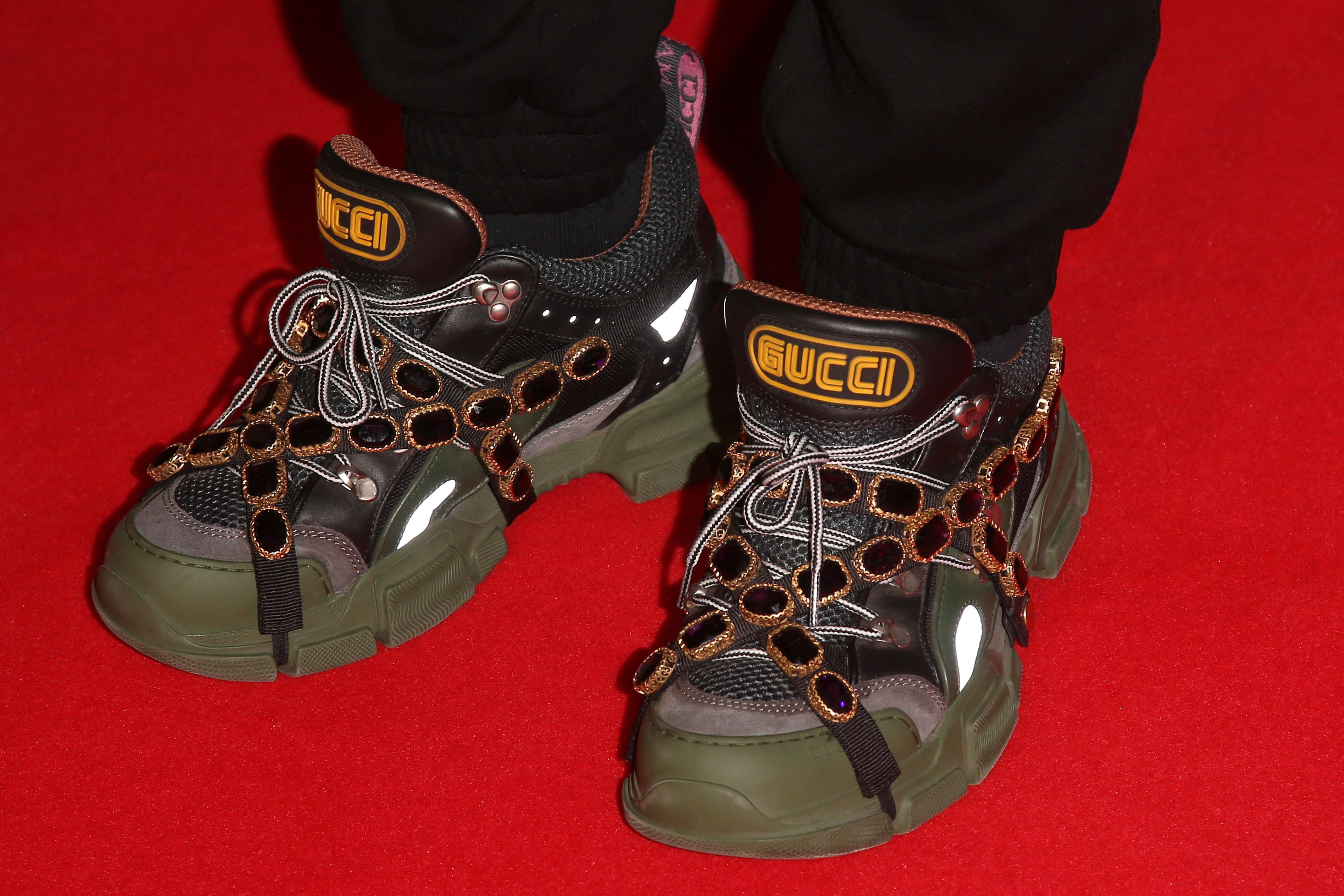 Patryk Vega W Butach Gucci Za Ponad 1000 Euro