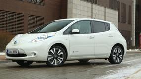 Nissan Leaf - elektryczny od podstaw