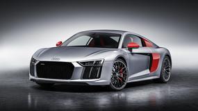 Audi R8 w limitowanej edycji Audi Sport