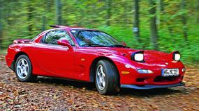 Mazda RX-7 (FD) - turbowankel