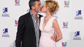 Zakochani Melanie Griffith i Antonio Banderas