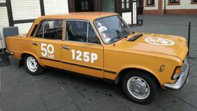 50 lat Fiata 125p