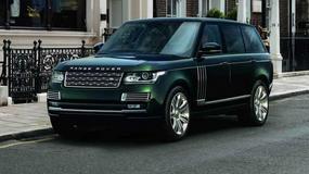 Najdroższy Range Rover ujawniony