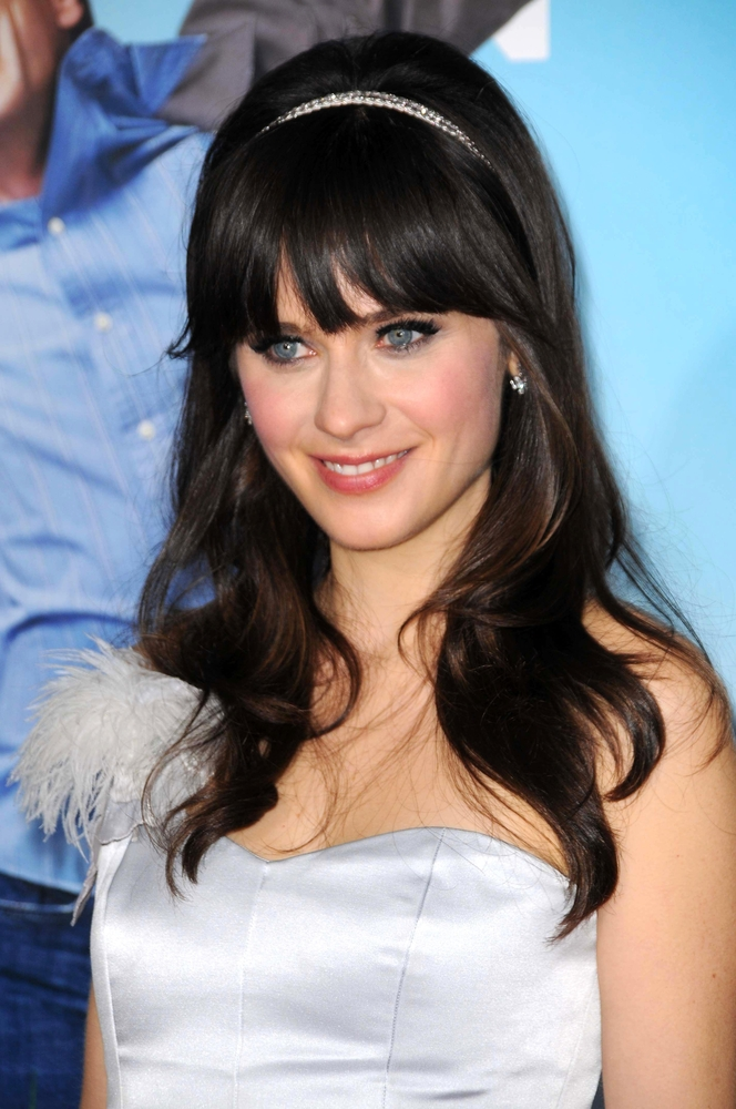 19. Zooey Deschanel