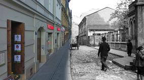 Krakowskie ulice kiedyś i dziś. Zobacz, jak się zmieniły