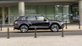 Bentley Bentayga Diesel - król SUV-ów