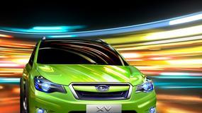 Subaru XV Concept ujawniony
