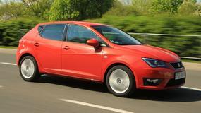 Seat Ibiza 1.0 EcoTSI DSG - tym razem z trzema cylindrami