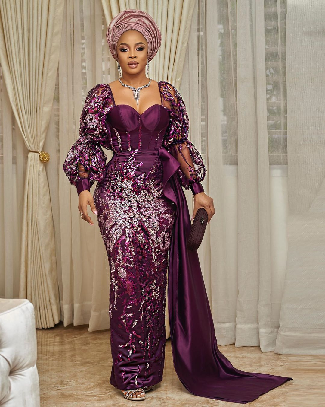 Image result for nigerian celebrities styles at #bae2020