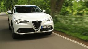 Alfa Romeo Stelvio 2.2 TD AWD Q4 - SUV na ostro | TEST