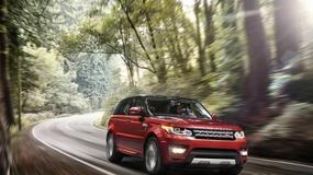 Range Rover Sport w polskich salonach