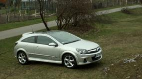 Test: Opel Astra GTC