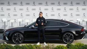 Piłkarze Realu dostali nowe auta. Ronaldo nie wybrał najdroższego