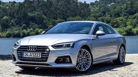 Nowe Audi A5: zmartwiony… o los konkurencji! (pierwsza jazda)