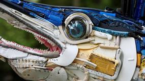 Skulpture od otpadaka iz mora