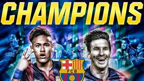 FC Barcelona pokonała Juventus Turyn w finale Ligi Mistrzów - memy